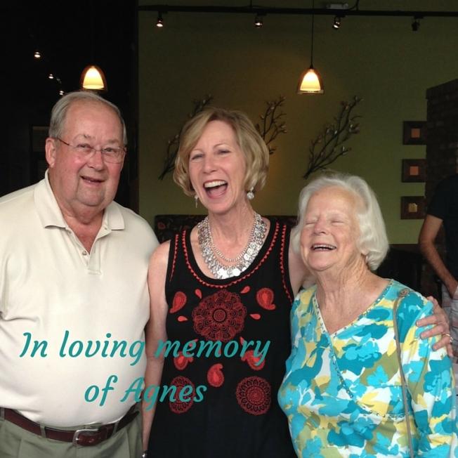 In loving memory of Agnes