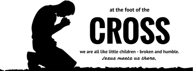 Foot of the Cross Banner