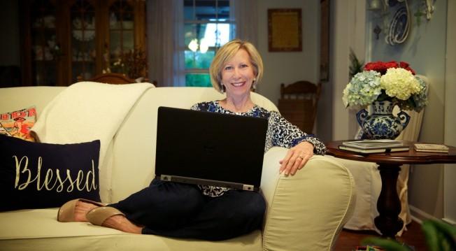 Lorraine at Home